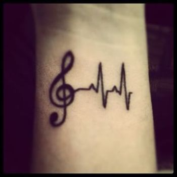 Show Us Your Musically-Inspired Tattoo.