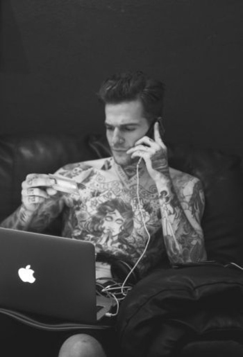 Community Post: Why Jesse Rutherford Should Be Your Newest Crush