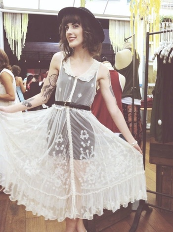 Finch & Fawn : Free People Loves LA Event