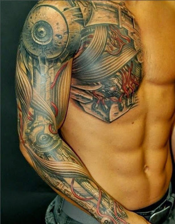 Cool Tattoos for Men | InkDoneRight In this article, we compile dozens of cool tattoos for men, go ov