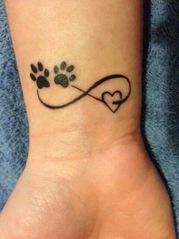 Memorial Tattoo *Outer Left Ankle*