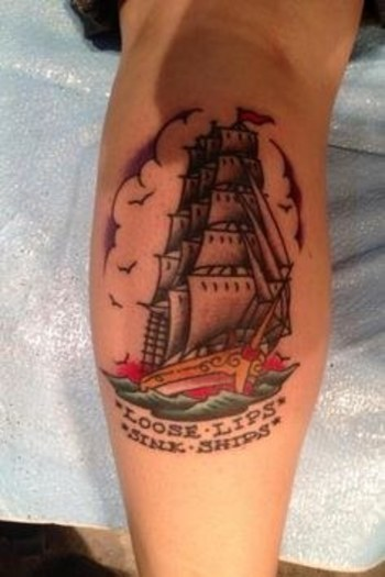 Community Post: 27 Fall Out Boy Tattoos You Wish You Had