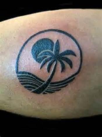 palm tree tattoos - Bing Images