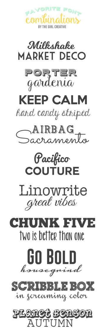Printable Summer Bucket List - The Girl Creative