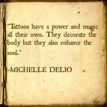 What do you think the main reason is for people getting tattoos?