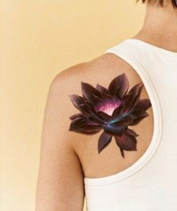 Top 10 Lotus Flower Tattoo Designs