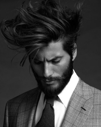 People. Guys. Men. Confidence. Style. Cool. Indie. Dapper. Rugged. Beards. Hair. Man Buns. Tees. Suit