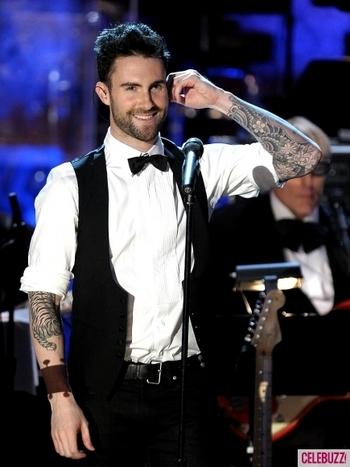 Adam Levine: Highest Paid Celebrity Judges