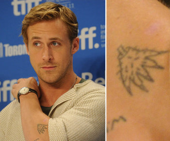 The Ultimate Celebrity Tattoo Gallery