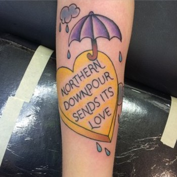 Community Post: 14 Pop-Punk Tattoos That'll Make You Seriously Jealous