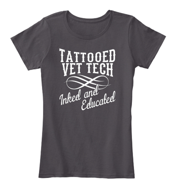 Limited Edition: Tattooed Vet Tech