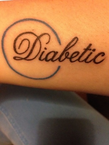 Getting tattooed with #diabetes: Safety precautions for your consideration