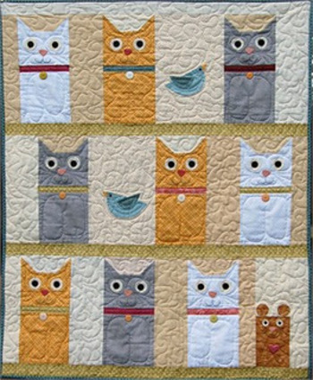 Quilt Inspiration: Search results for buttons bees