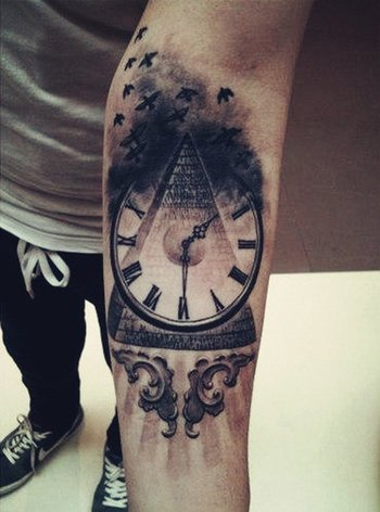 55+ Awesome Forearm Tattoos | Showcase of Art & Design
