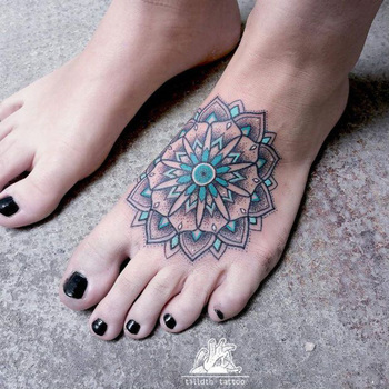 50 Mandala Tattoo Design Ideas - nenuno creative