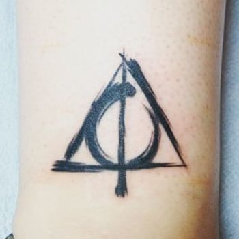 """Show Us Your """"Harry Potter""""-Inspired Tattoos!"""