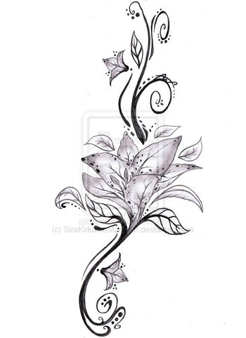 tribal lilly tattoos - Bing Images If