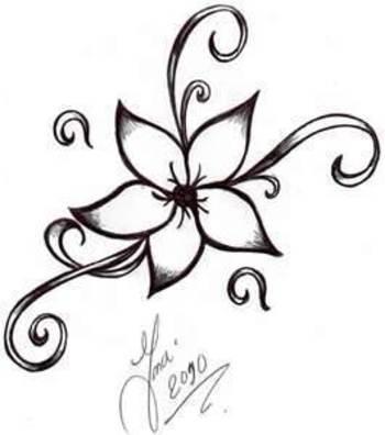 Flower Tattoo By Shizuka Dono On DeviantART