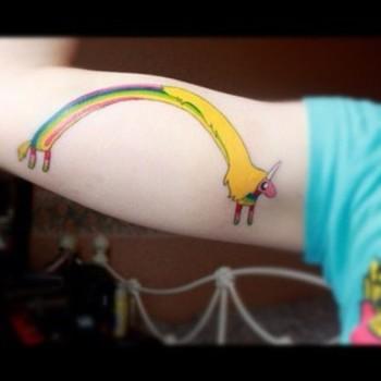 """38 Tatuajes de """"Adventure Time"""" que de hecho son tus mejores amigos para siempre"""