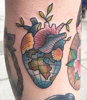16.  | 62 Good, Bad, And Deeply Regrettable Travel Tattoos - Mpora