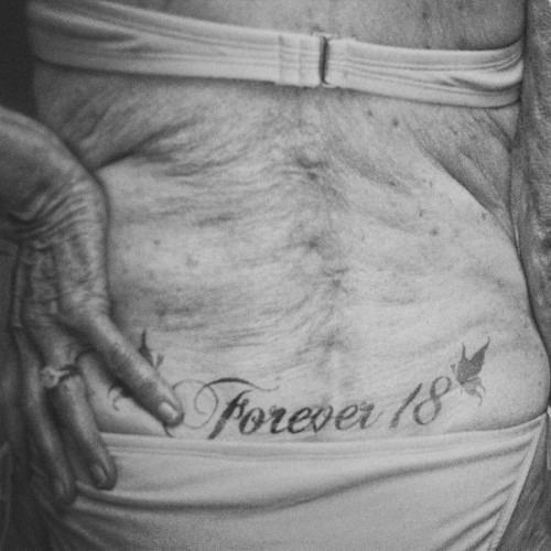 24 tattooed seniors answer the question what will it look like in 40 years original