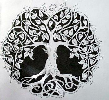 Celtic tree of life 1 by Tattoo-Design on deviantART