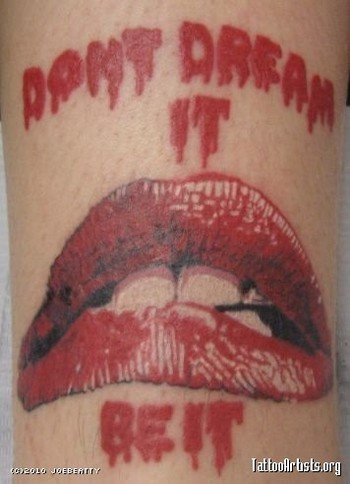 Rocky Horror - Tattoo Artists.org