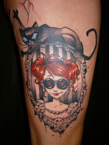 Tattoos Inspired by Neil Gaiman - Inked Magazine