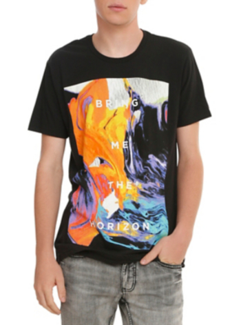 Bring Me The Horizon Painting T-Shirt