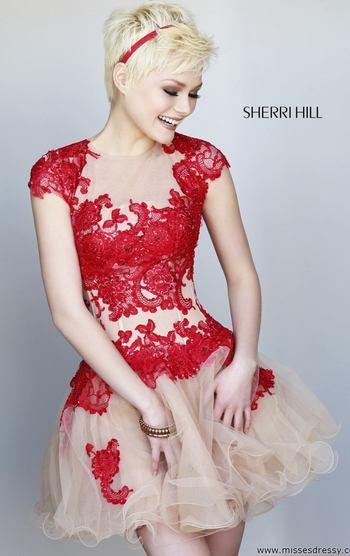 Sherri Hill 11153 Dress - MissesDressy.com