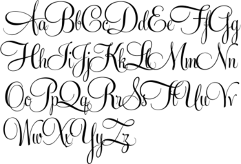 Feel Script by Sudtipos Type - Veer.com