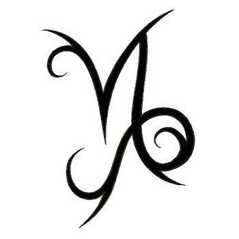 Thinking of getting my first tattoo...Capricorn on my hipbone??