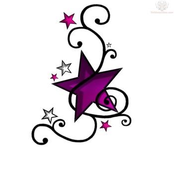Star Tattoos  : Page 17