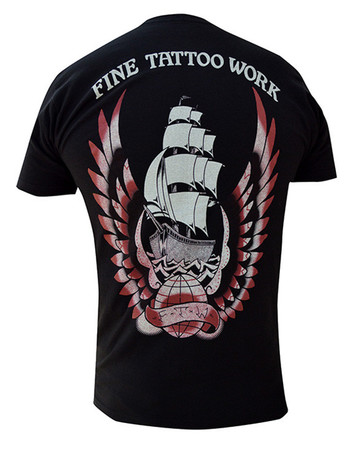 Fine Tattoo Work Shirt
