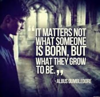 Community Post: 10 Life-Changing Quotes From Albus Dumbledore
