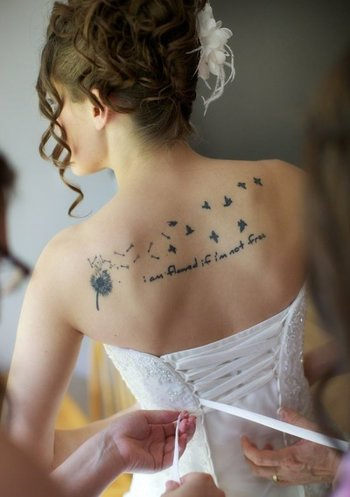 55 Dandelion Tattoo Designs For Women | Amazing Tattoo Ideas