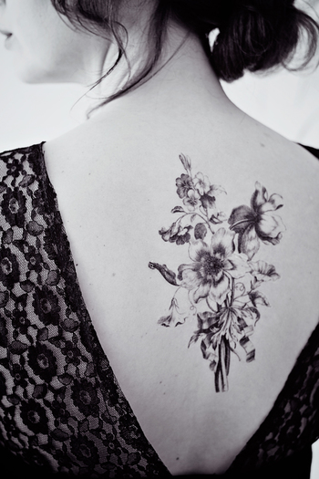 DIY | Temporary Art Tattoo