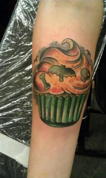 Halloween Tattoos! 23 Examples of Cool and Creepy Tattoos