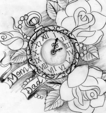 Tattoo Shop Confessions: Sketch