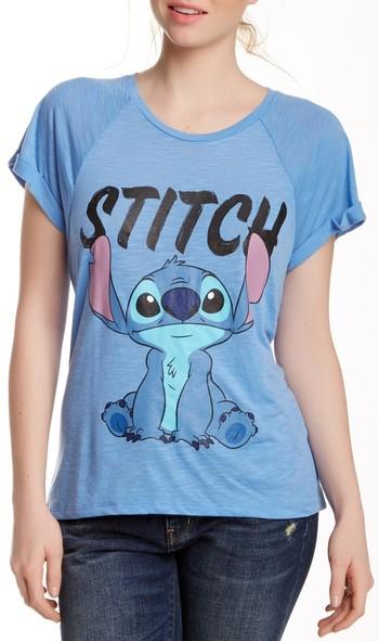Stitch Slub Tee