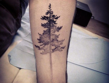 39 Awesome Tattoos For Anyone Who's Happiest Up A Mountain - Cooler