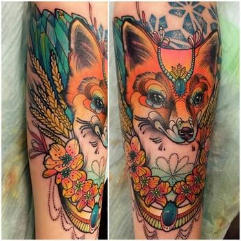 Electric Tattoos | Katie Shocrylas, Vancouver