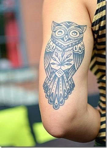 Pipoca de Bits: 30 tatuagens criativas