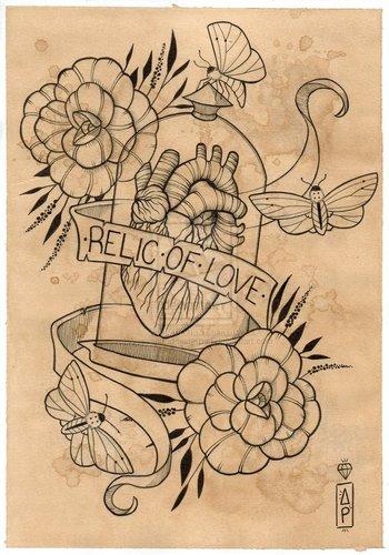 DeviantArt: More Like Framed cat tattoo by jllvr