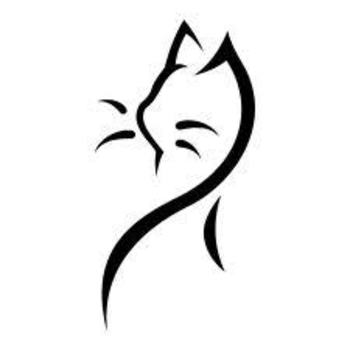 This would also be a cool cat tattoo