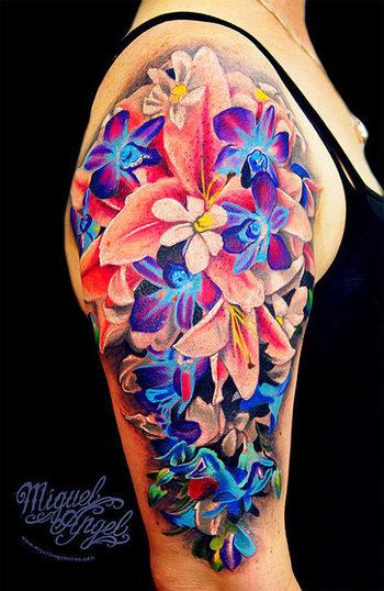 Feminine Tattoos   Tattoo Designs For Girls and Women