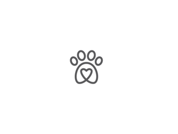 Dribbble - Paw + Heart by Jared Granger