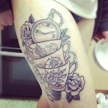 27 tattoos every tea lover should get