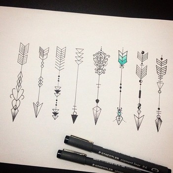 "Renan Arts Tattoo on Instagram: ""Disponivel para tatuar ↗️ #arrowtattoo #arrowtattoos #arrowtattooline #arrowtattooflash #tattooflash #flashtattoo #tattoo #tatuagem…"""