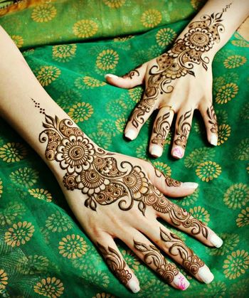 Henna by Divya - Henna by Divya's Photos
